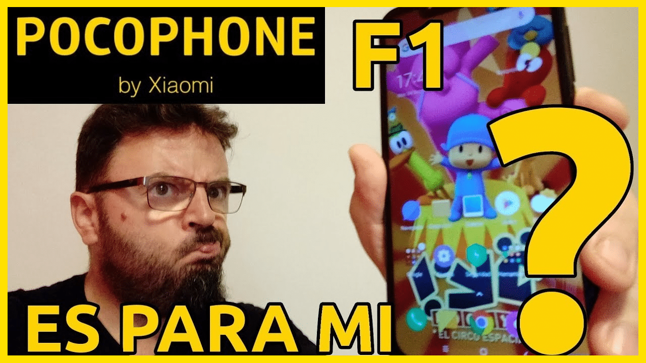 POCOPHONE F1 MI opinion