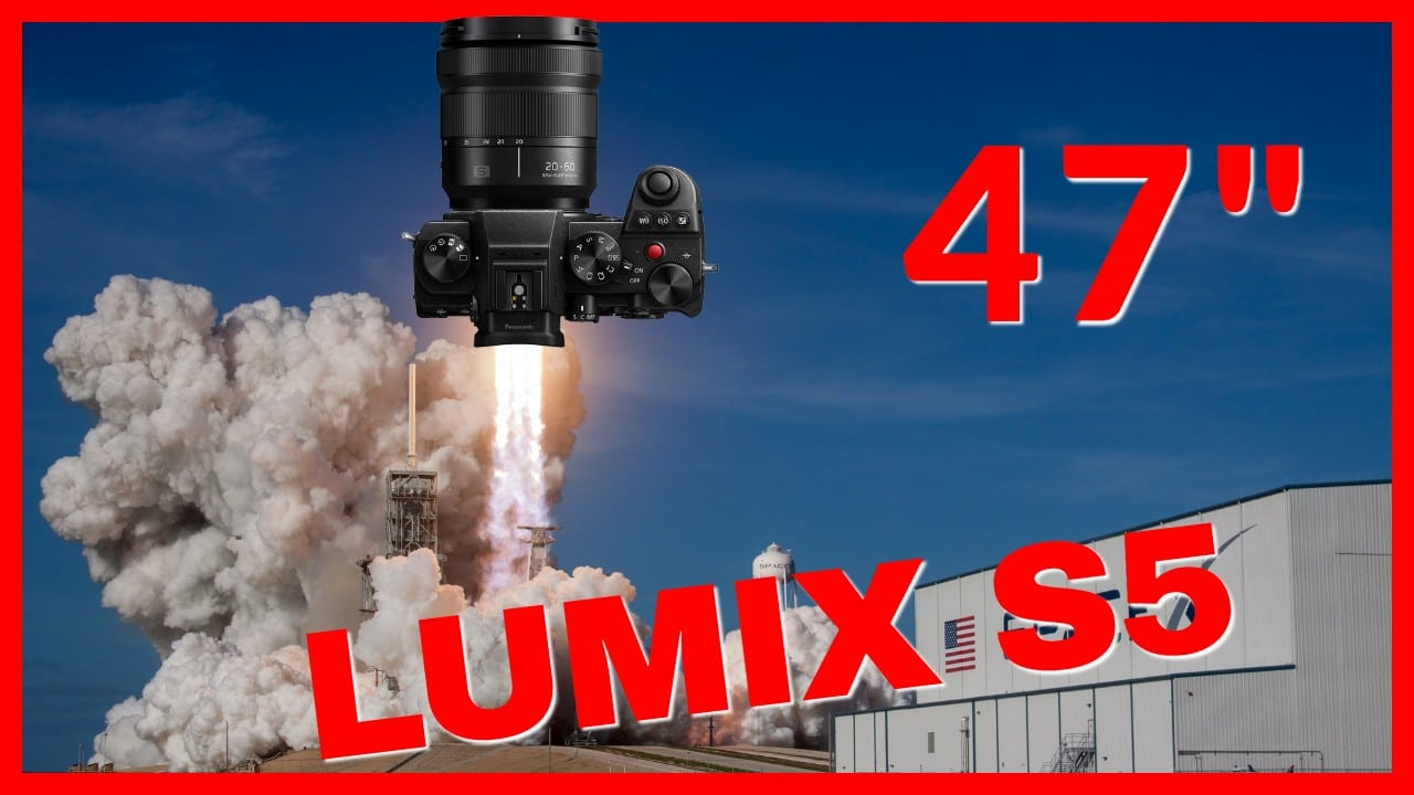"📦 Unboxing Panasonic LUMIX S5 📷 Full Frame 4K en 47"" 🚀"